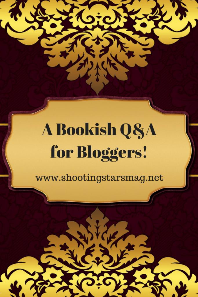 book blogger post idea