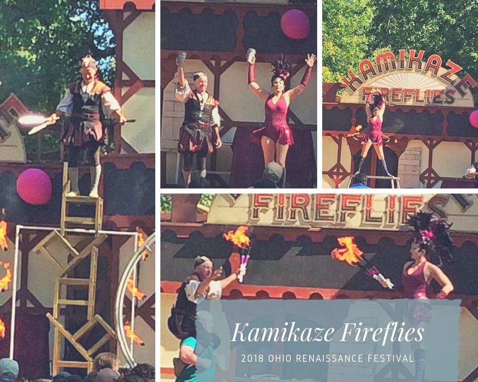 Kamikaze Fireflies